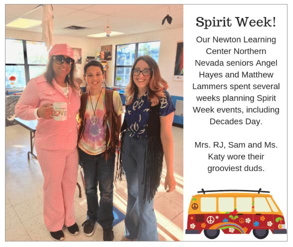 Spirit Week NLCNV